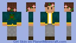 My Personal Skin Minecraft Skin