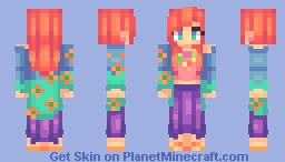~ Typical Tropical ~ * better in prev. * Minecraft Skin