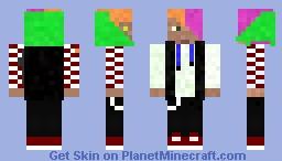 Punk Rocker Minecraft Skin
