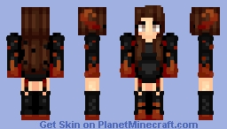 Bad Blood Minecraft Skin