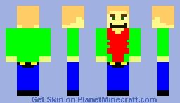 Bit (Funny Pics) Minecraft Skin