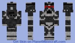 Clone Shadow Trooper (3D) *Read Description* Minecraft Skin