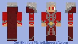 DotA - Invoker Minecraft Skin