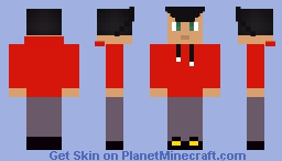 Elvis Inspired Boy Skin Minecraft Skin