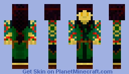 Jia Wei (made to play on MassiveCraft) Minecraft Skin