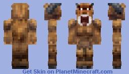 The Minotaur of the Nether (Boss Battle Contest) Minecraft Skin