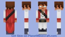 Nyte Blayde Minecraft Skin