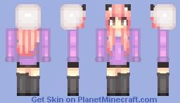 ~ Skin Trade With: SillyPandas ~ Minecraft