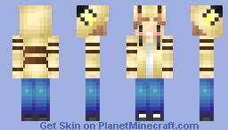 PikaBoy xD Boy Version// Requested Minecraft Skin