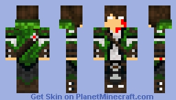 Rutrom Minecraft Skin