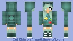 Bmo ~-CAke-~ Minecraft Skin