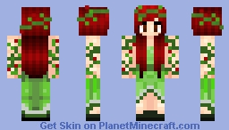 Roses Have Thorns Minecraft Skin
