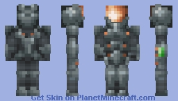 Fallout: Chinese Stealth Armor Minecraft