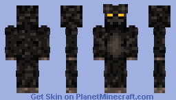 Statue of Monkus Minecraft Skin