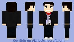 The Survivor Regen 1 Remake. Minecraft Skin