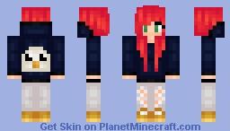 ʜᴀɴɴᴀʜ =^.^= The Tugg Lyfe Minecraft Skin