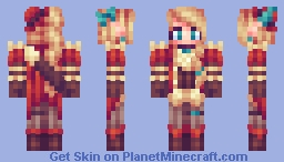 Vermillion ✧ Minecraft Skin