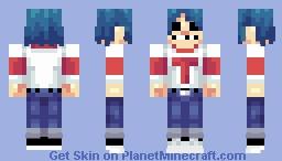 "Stuart Bot ""2-D"" Minecraft Skin"