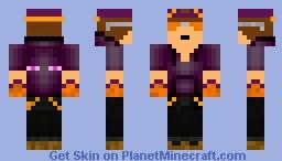 PrideofFire Minecraft Skin