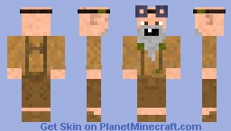 56Nare Minecraft Skin