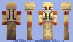 Mr. Sandy Desert Temple boss guy [42nd] Minecraft