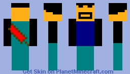 Huggable Lary Beast [Boss Battle Skin Contest Entry] Minecraft