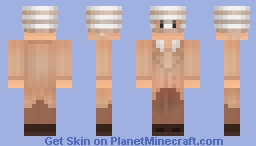 Bucket Hat Minecraft Skin 2a8fceeb2df