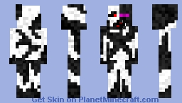 Ghastling with Enderskin Armor Minecraft