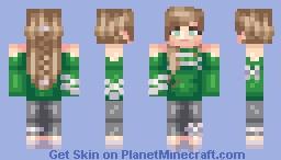 MYRA'S MESSAGE (READ DESC) Minecraft Skin