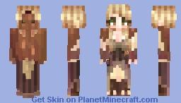 Nimue the Seeker *Looks better in 3D* °ḳᾀᖇḾᾀ° Minecraft Skin