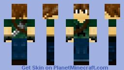 AdeventureKid Minecraft Skin