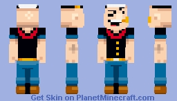 Popeye Minecraft