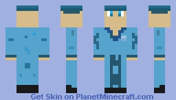 Airship Staff Minecraft Skin