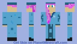 Airship Staff Steampunk Girl Edition Minecraft Skin