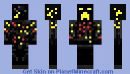 Halloween Skin- Spectre Minecraft Skin