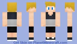 Summer boy [1.8] (Hipster skin series) Minecraft Skin