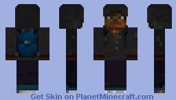 The Unidentified Minecraft Skin