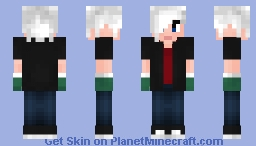 Tai Mauru - V4 - Final, Final Version... Minecraft Skin