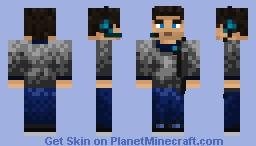 Your Average Gamer Minecraft Skin