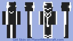 Spades Slick Minecraft Skin