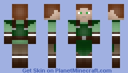 Aomarison Province Guard Minecraft Skin