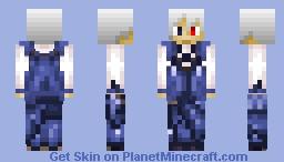 Monster Hunter Bnahabra Armor (Gunner) Minecraft Skin
