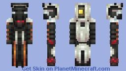 GLaDOS Minecraft
