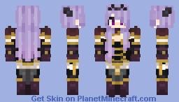 (Request) Camilla from Fire Emblem: Fates Minecraft Skin