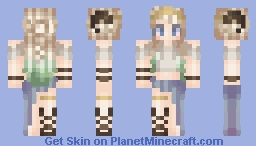 Zodiac Series - Capricorn Minecraft Skin