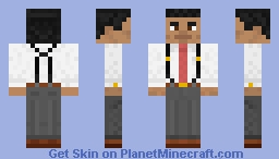 Wardrobe | Casual outfit Minecraft Skin
