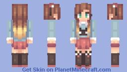 ~ Crazy Cat Lady ~ Minecraft Skin