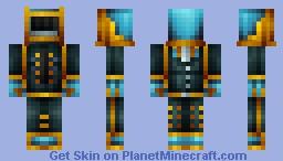 Jhent Minecraft Skin