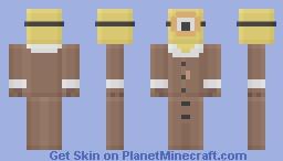 ♣ℜσβαη♣ - Minion from the movie Minions Minecraft Skin