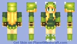 Personal Skin: Frogu Minecraft Skin